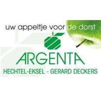 ARGENTA Gerard Deckers: Uw appeltje voor de dorst!